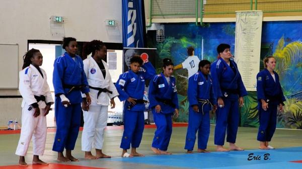 Préparation de l'équipe de France Féminine pour les J.O de Tokyo - Soustons